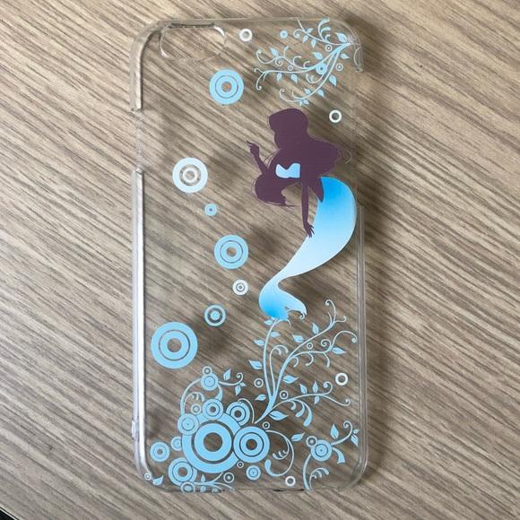size 40 3be40 fb53e iPhone 6S Blue Mermaid Phone Case